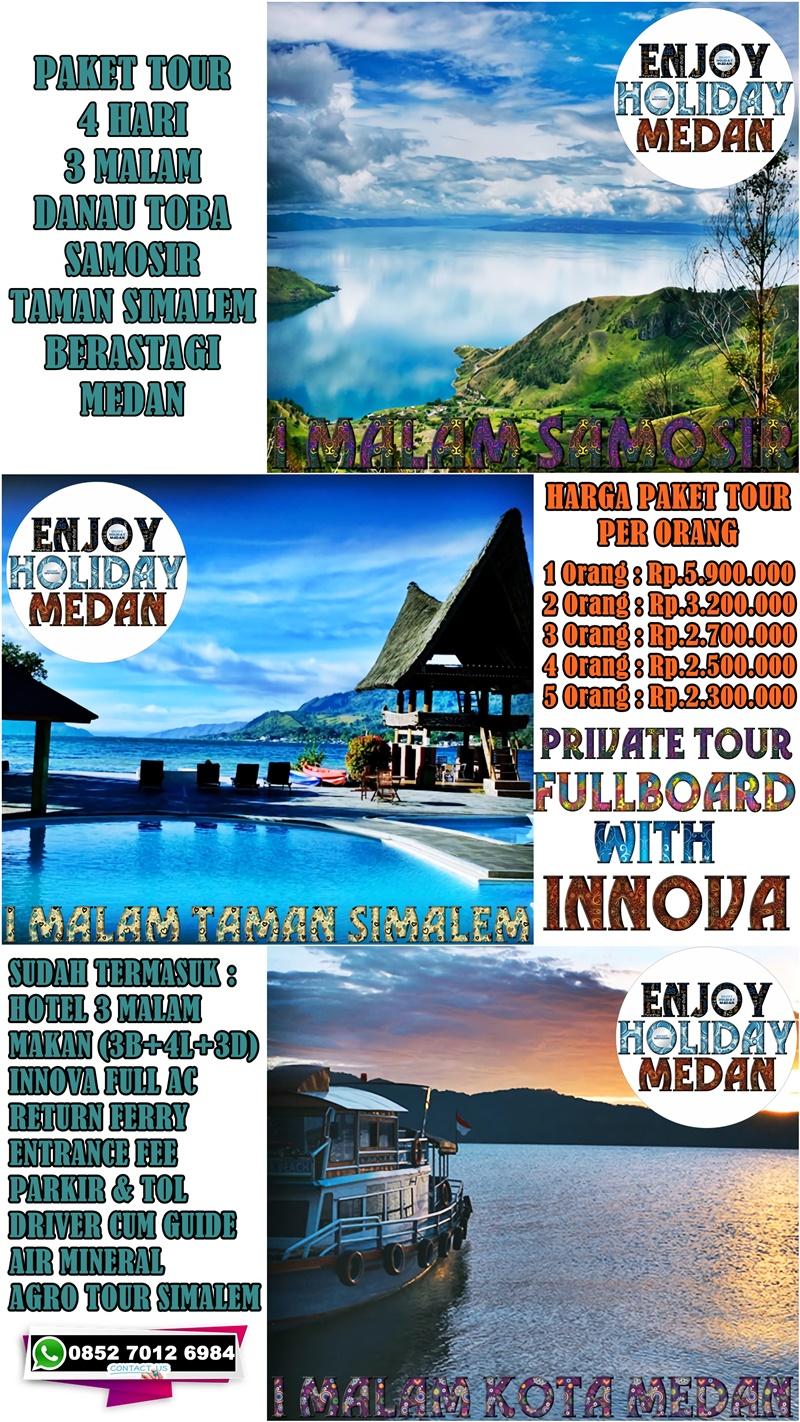 Enjoy Holiday Medan