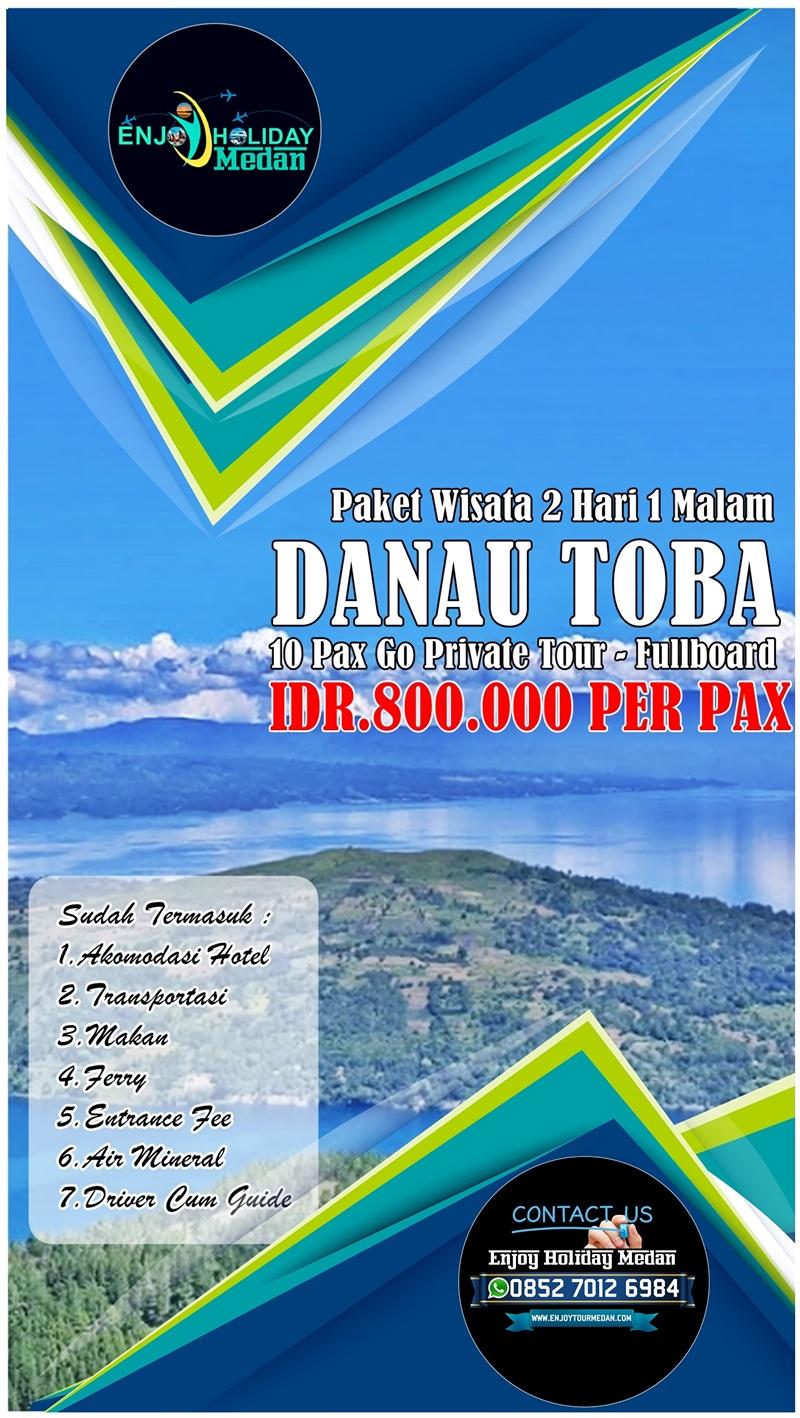 Medan Lake Toba Berastagi