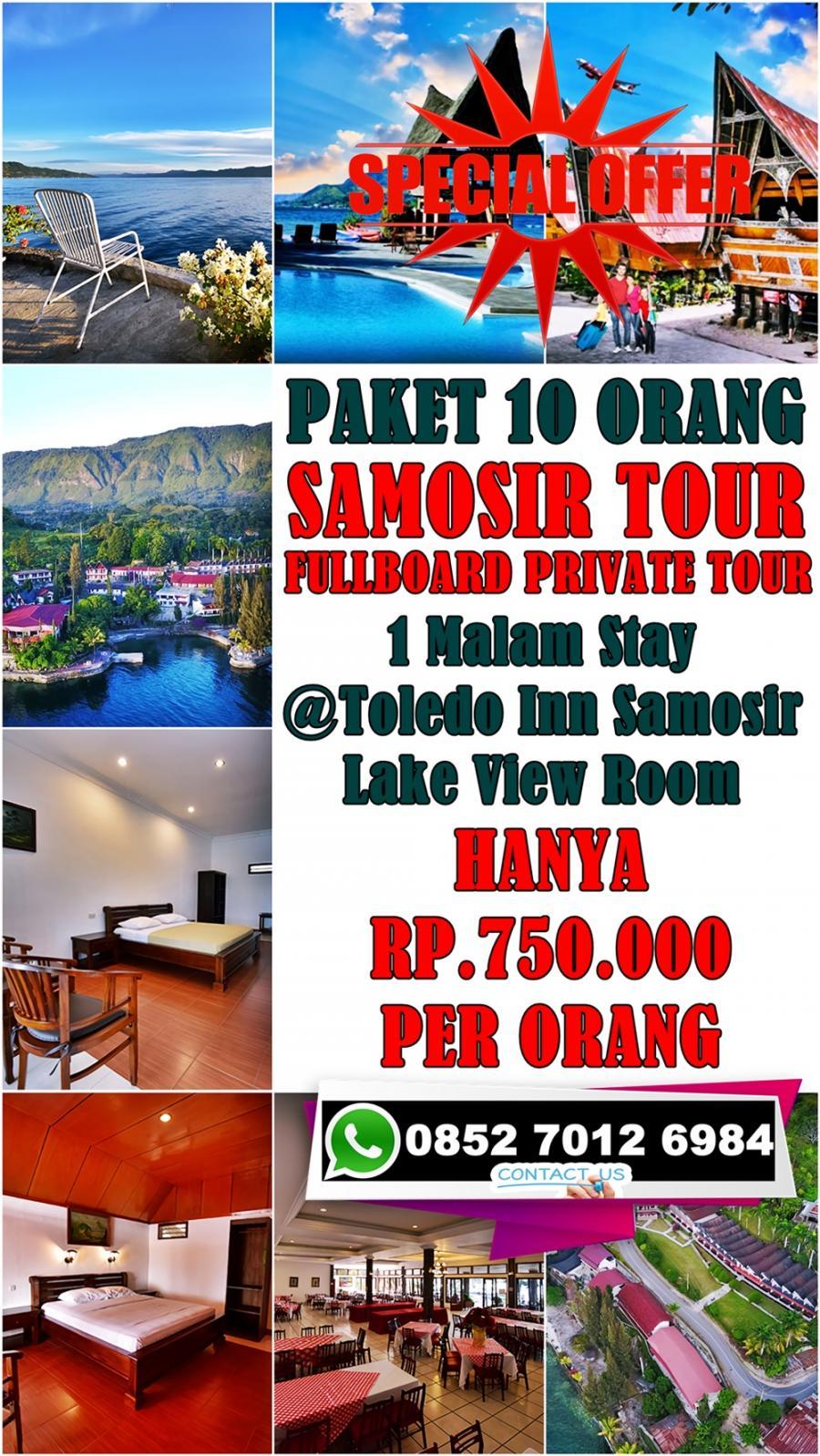 Paket Wisata Medan