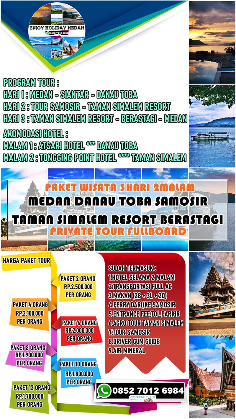 Promo Paket Wisata Medan